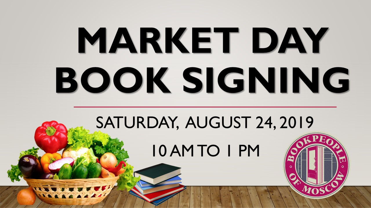 Market Day Book Signing