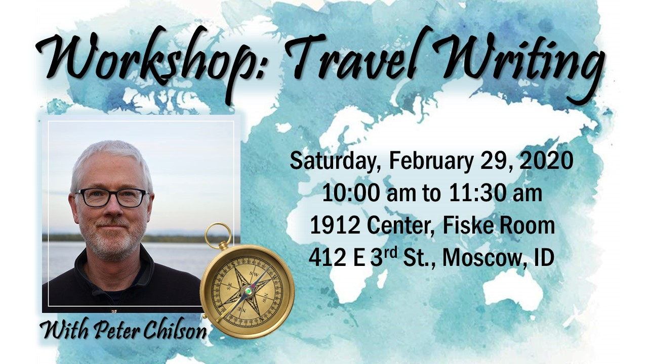 Workshop: Travel Writing