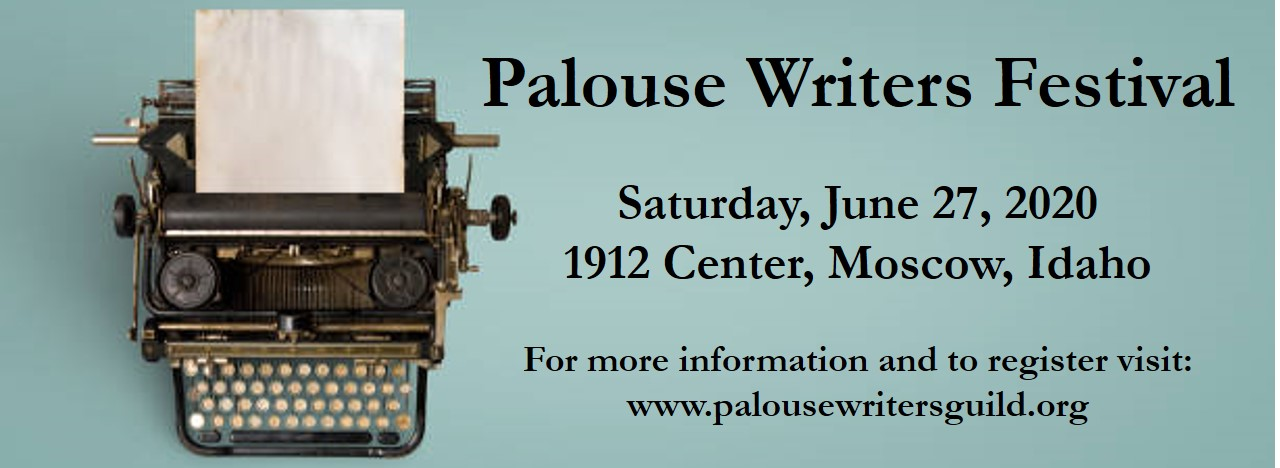 Palouse Writers Festival