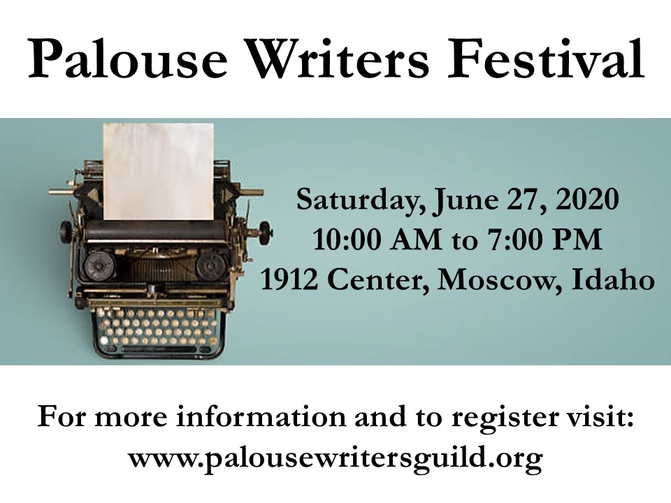 Palouse Writers Festival