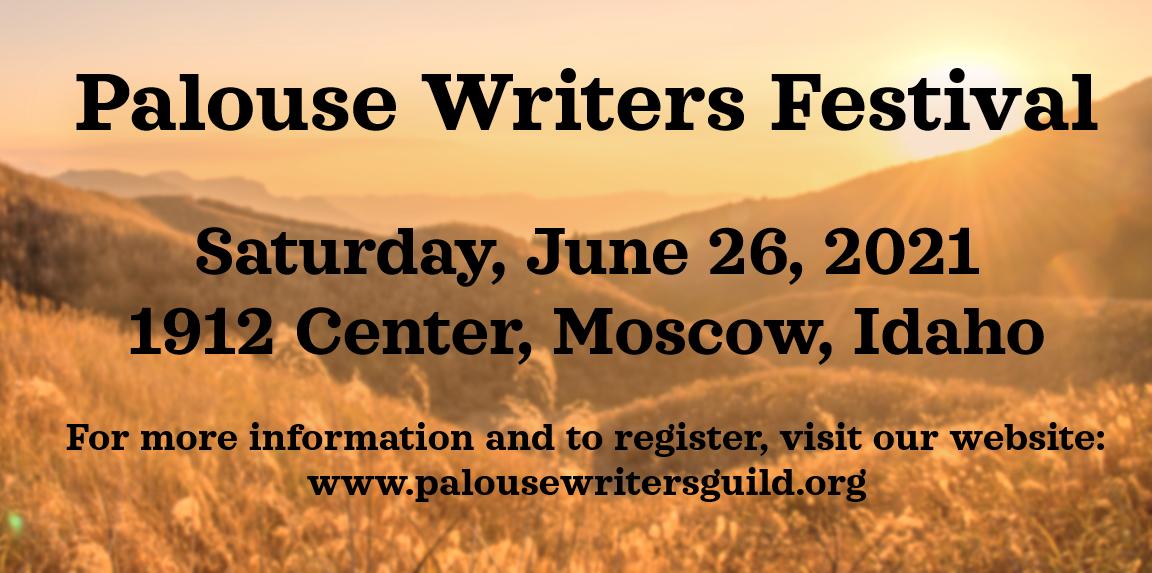 2021 Palouse Writers Festival