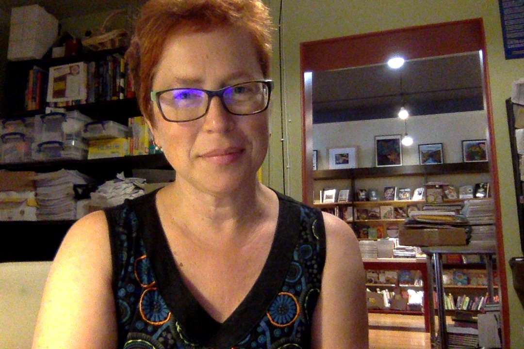 Q & A with a Bookseller