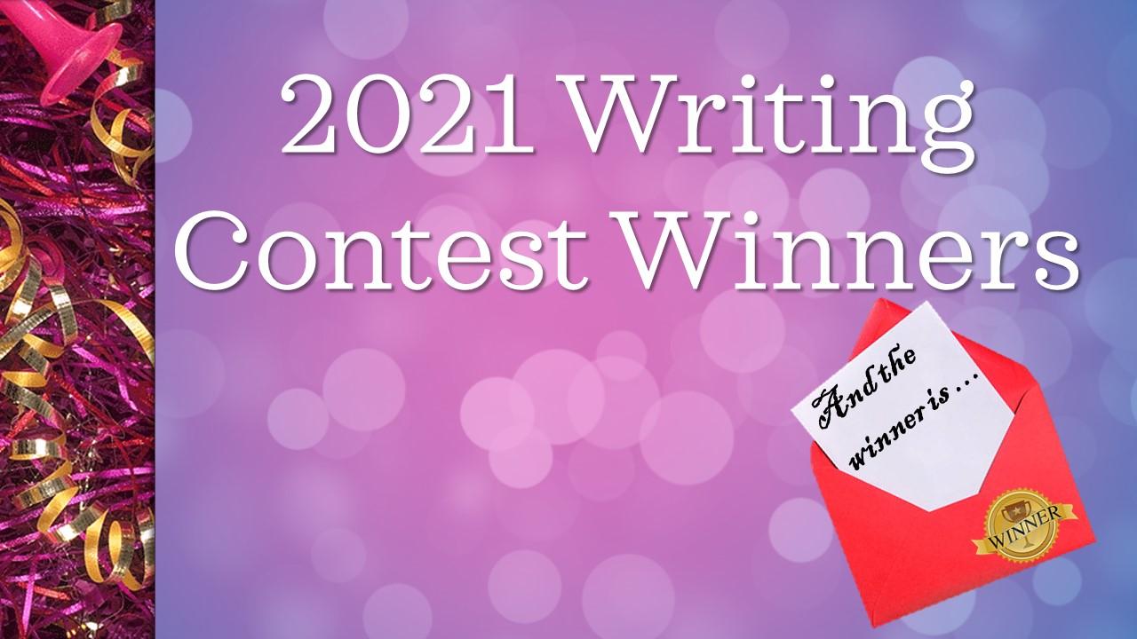 2021 Contest Winners