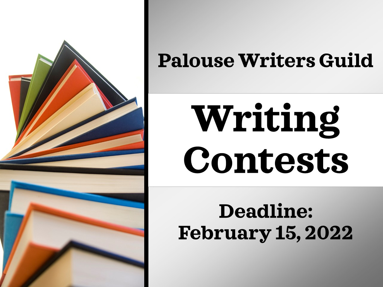 2022 Writing Contests